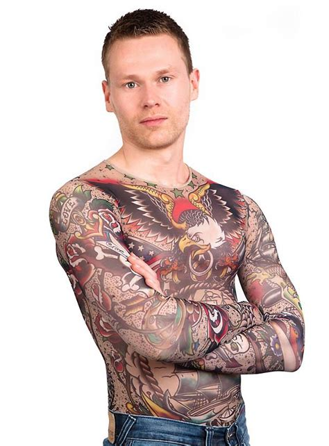 seemann tattoo skin shirt