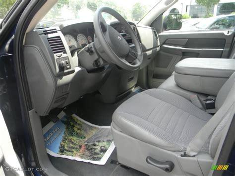 2008 dodge ram 1500 trx4 cab 4x4 interior photo