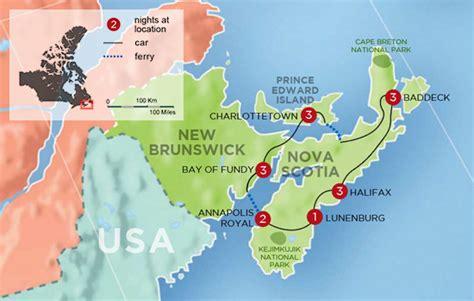 scotia newfoundland canada tours