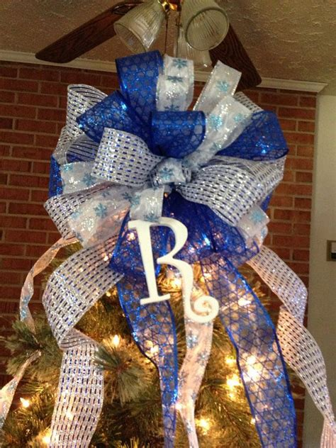 monogram christmas tree topper 28 best tree toppers images on ornaments and trees