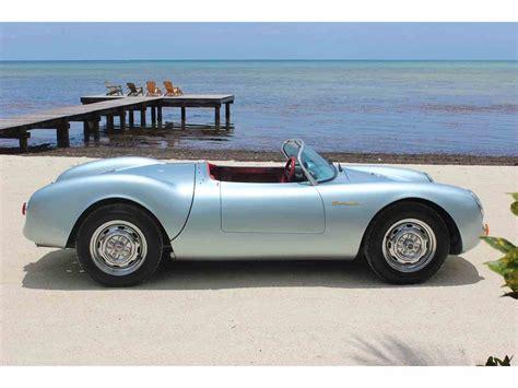porsche spyder replica 1955 porsche 550 spyder replica for sale classiccars com