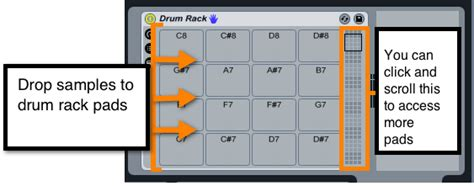 Launchpad Drum Rack by Midi Novation Launchpad As Drum Pads Sound Design