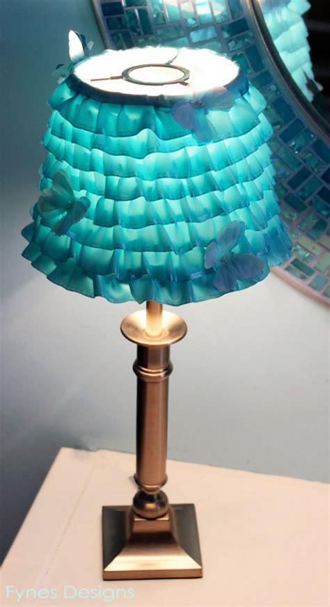 diy lampshade ideas amp tutorials noted list