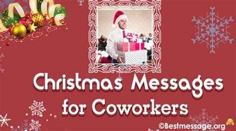 thoughtful christmas messages  wishes  coworkers