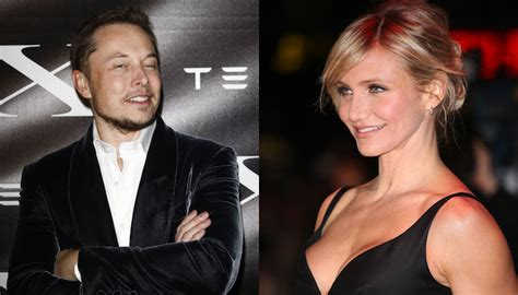 Elon Musk Cameron Diaz | elon musk denies relationship with cameron diaz