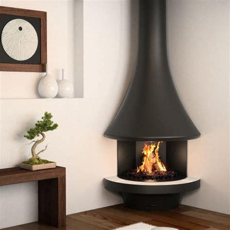 wood burning corner fireplaces jc bordelet 992 corner wood burning open corner