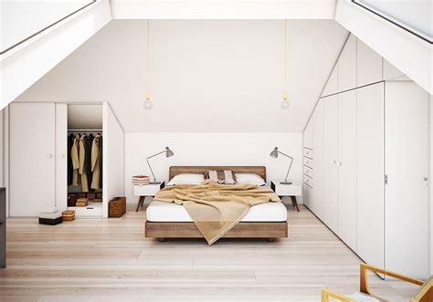 arredare mansarda moderna da letto in mansarda 20 idee di arredamento