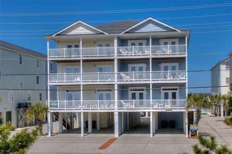 Myrtle Beach Vacation Rentals Cayman Villas G Myrtle Myrtle Cherry Grove House Rentals