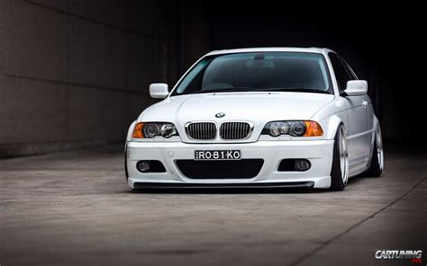 Bmw E46 330ci by Stanced Bmw 330ci E46