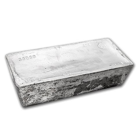 10 Oz Silver Bar - 992 10 oz silver bar asah 00684 8 8 17 1 000 oz
