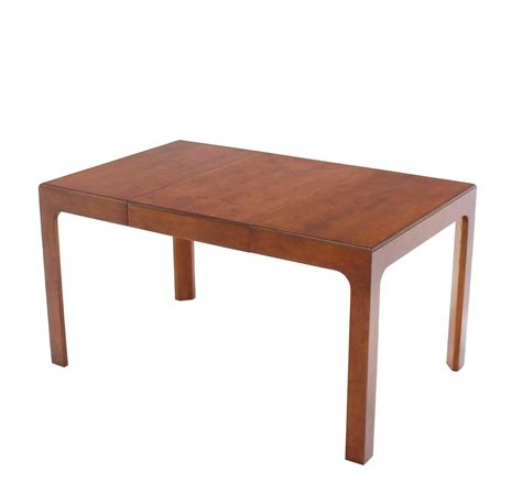Henredon Dining Room Table Henredon Square Dining Table With One Extension Board For Sale At 1stdibs