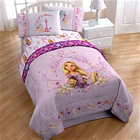 tangled comforter tangled twin bedding set colorful kids rooms