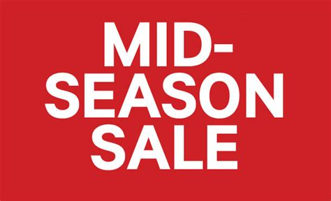 Sle Sale Season Starts by Mid Season Sale Up For The Sneakerhead The Sole