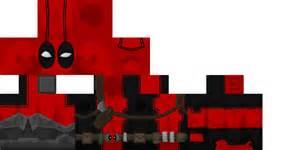 Minecraft Pe Skin Template by Deadpool Minecraft Skin By Koleslaw On Deviantart