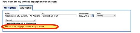 the easy way to find out how much checked bags will cost the easy way to find out how much checked bags will cost