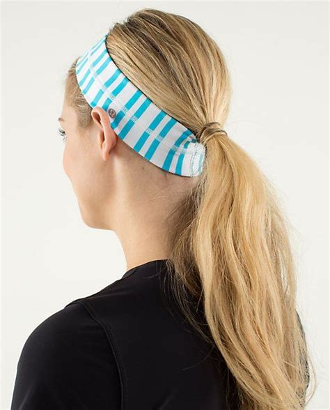 how to wear headbands at 40 17 best images about lululemon headbands on pinterest