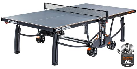 cornilleau ping pong table table ping pong cornilleau 700 m crossover exterieur