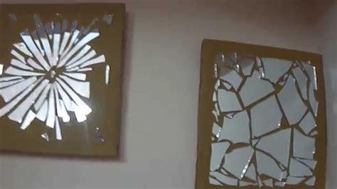 15 diy wall decor mirror mosaic