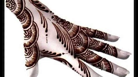arabic mehndi designs collections for girls 2015 16