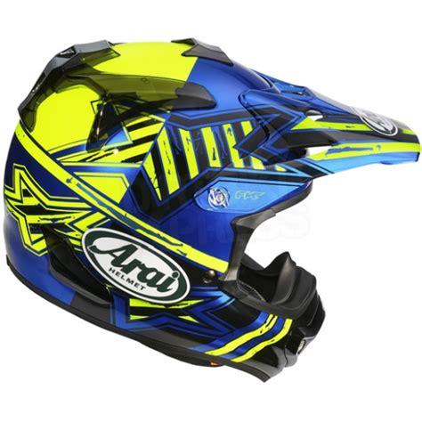 yellow motocross helmets arai mxv helmet yellow dirtbikexpress