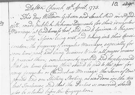 Scottish Birth Marriage And Records Parish Registers Marriages And Proclamation Of Banns National Records Of
