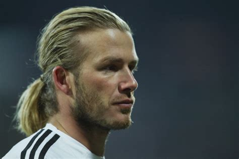 cool soccer hair sporteology david beckham hairstyles david beckham