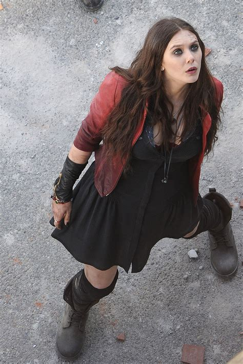 Scarlet witch age of ultron cosplay