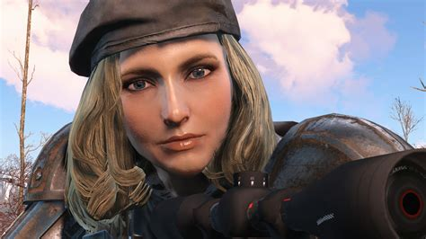 fallout 4 character mods female my beautiful girl fallout 4 fo4 mods