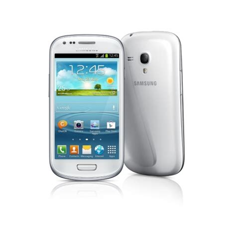 Hp Samsung S3 Mini Value samsung galaxy s3 mini gt i8200 value edition wei 223 bei notebooksbilliger de