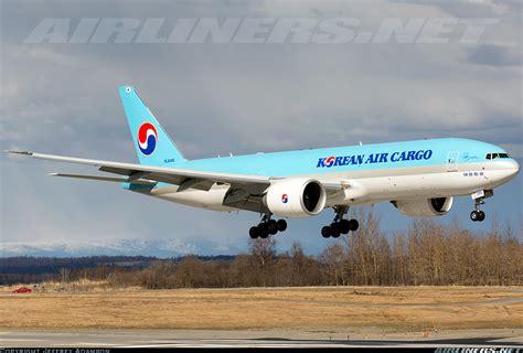 boeing 777 fb5 korean air cargo aviation photo 2514688 airliners net