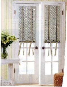 roll up curtains for french doors 1000 images about curtain creations on pinterest