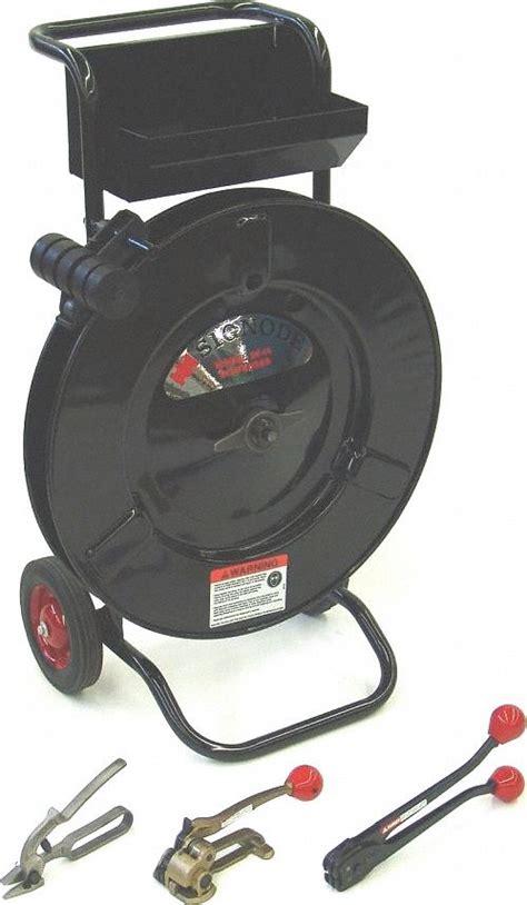 signode kit includes cart sealer  cutter tensioner