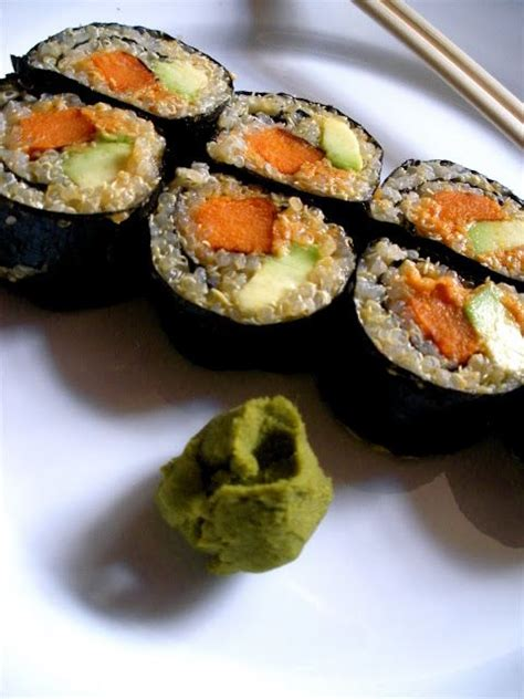 8 Awesome Potato Recipes To Try by Sweet Potato Avocado And Quinoa Sushi I Ve Always Wanted