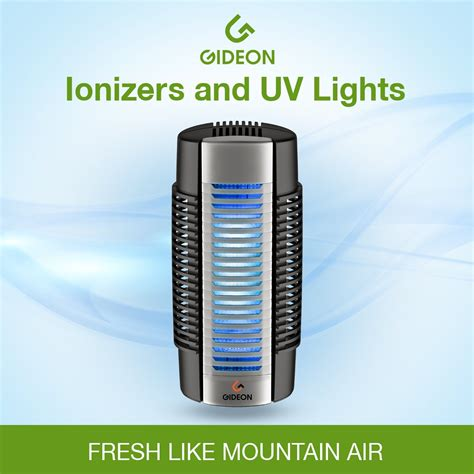 air purifier and fan in 187 gideon electronic plug in air purifier with uv air