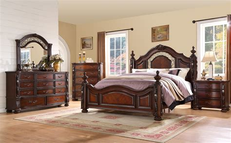 bedroom sets and collections bedroom collections 5870 verona bed fairfax furniture