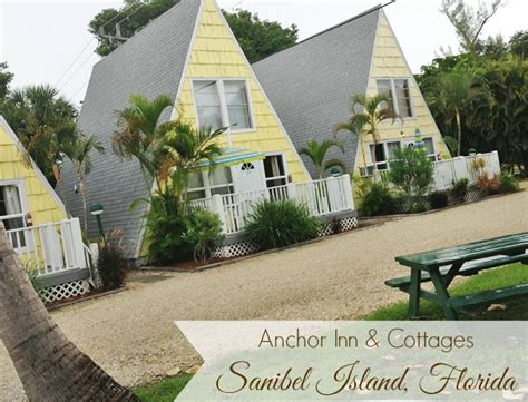 relax at anchor inn cottages on sanibel island