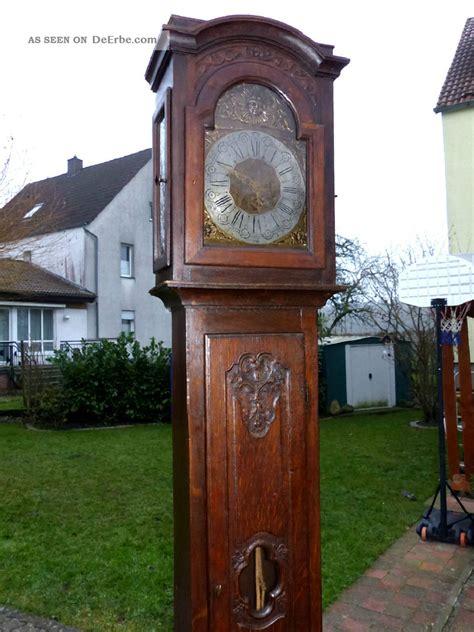 standuhr uhrwerk top barock standuhr antik wien 1780 longcase clock pendule
