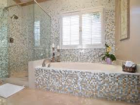 Small Bathroom Shower Tile Ideas by Mosaic Tile Small Bathroom Ideas Latest Mosaic Bathroom