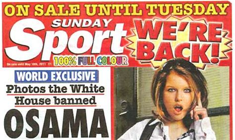 sunday sport to launch a 'gadget' section   prolific north
