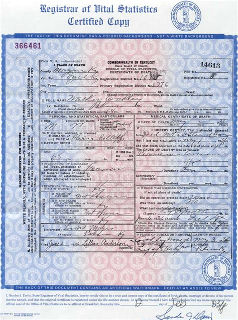 King County Vital Records Birth Certificate King County Vital Statistics King County Autos Post