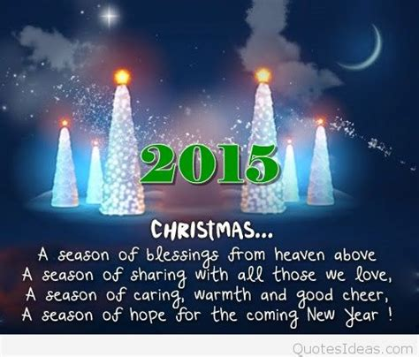 merry christmas inspirational quotes wishes 2015