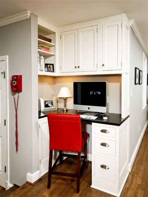 elegant home office houzz kitchen office home design ideas pictures remodel and decor