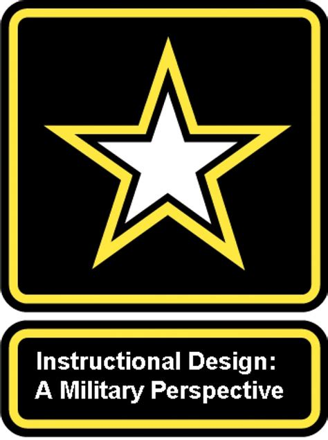 instructional design graduate certificate instructional design a military perspective school