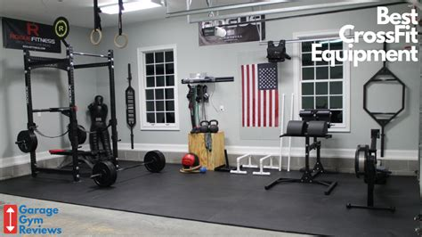 the best crossfit equipment for a home garage