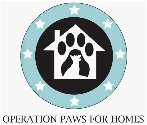 Operation Paws For Homes the paw calendar upcoming weekend adoption events