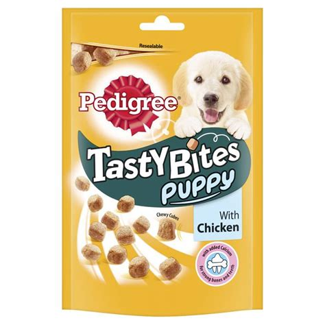 8 Reasons To Choose A Non Pedigree Pet by Mars Petcare Unveils Pedigree Puppy Tasty Bites