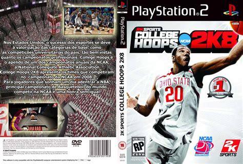 ncaa college hoops 2k8 college hoops 2k8 ps2 download