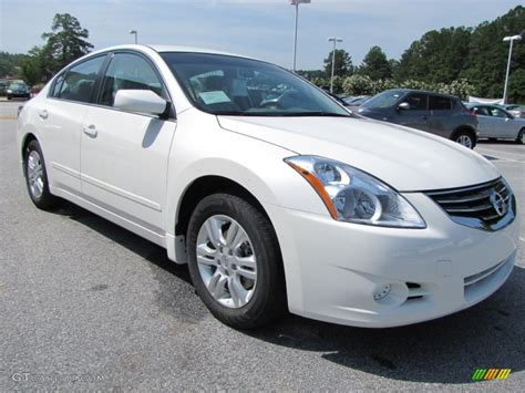 nissan altima white 2012 winter white 2012 nissan altima 2 5 s exterior photo