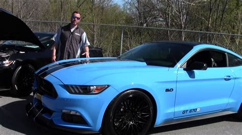 mustang modified 2017 donnelly ford custom 2017 mustang lineup youtube