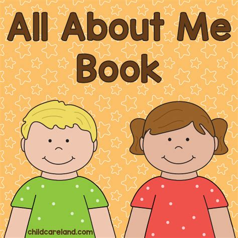 all about me picture books home www childcareland